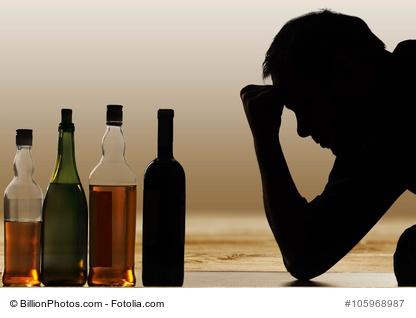 Alkohol- mein <br>Partner trinkt zu viel