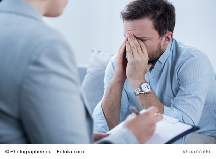 Angst vor Therapie- und davor, über Probleme zu reden