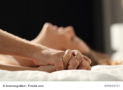 kein Orgasmus beim Koitus: frigide